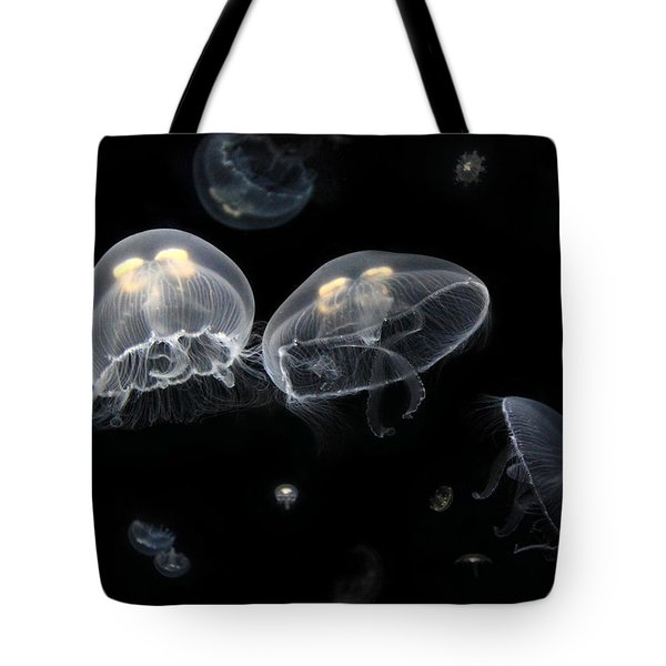 Under The Sea Tote Bag by Lori Deiter