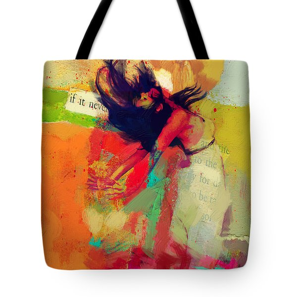 Under The Sun Tote Bag by Corporate Art Task Force