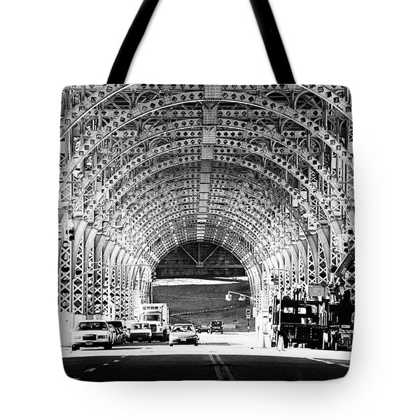 Under The West Side Highway Tote Bag