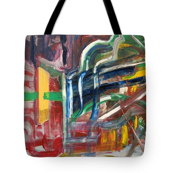 Undergrowth IIi Tote Bag