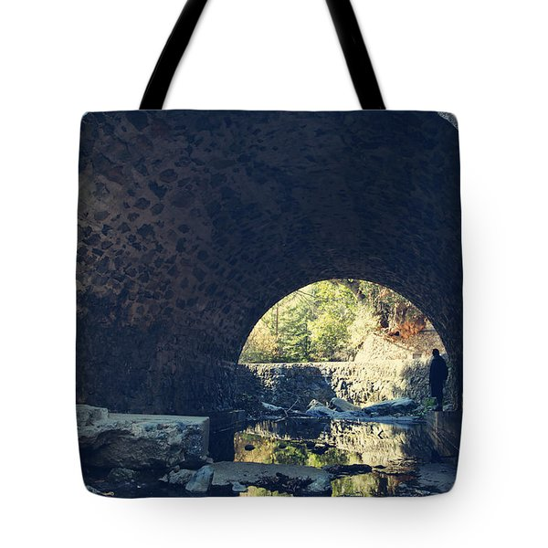 Underneath It All Tote Bag