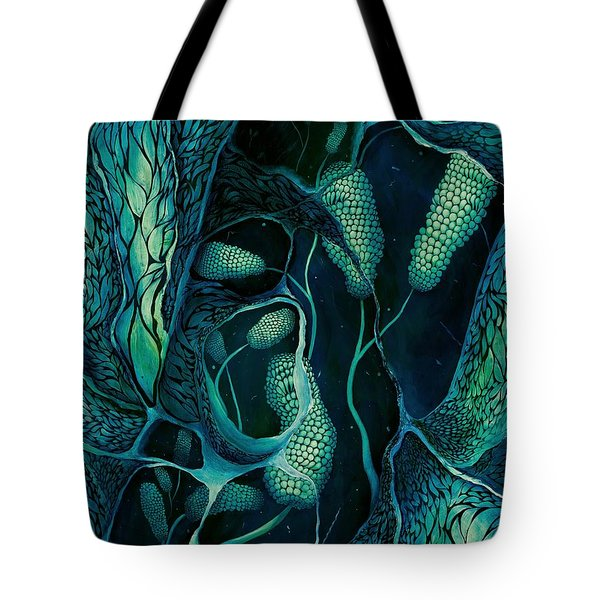 Underwater Revelation Tote Bag