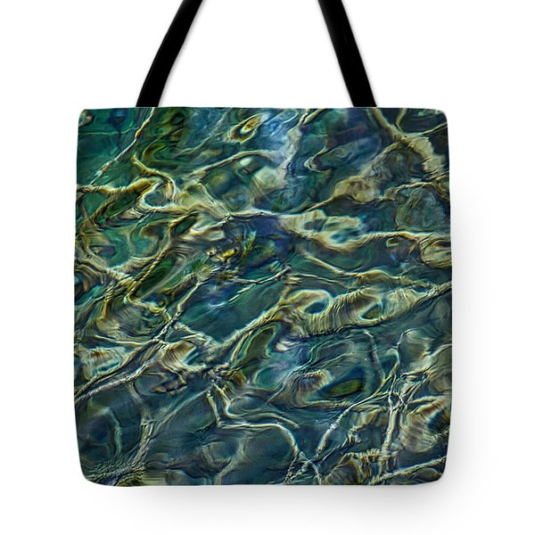 Underwater Roots Tote Bag by Stuart Litoff