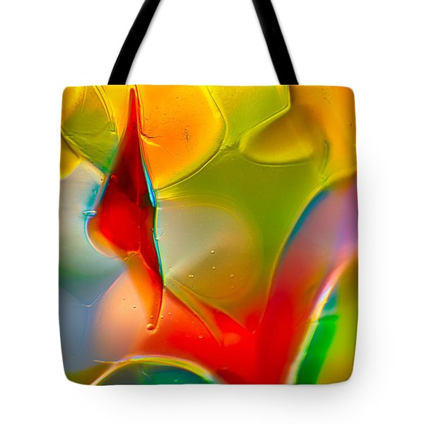 Underwater Welcome Tote Bag by Omaste Witkowski