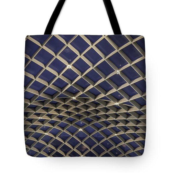 Undulating Tote Bag by Lynn Palmer