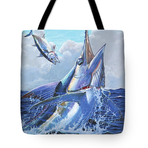 Unexpected Off0093 Tote Bag