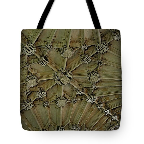 Unfinished Business Tote Bag by Joseph Yarbrough