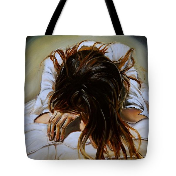 Unforgiven Tote Bag