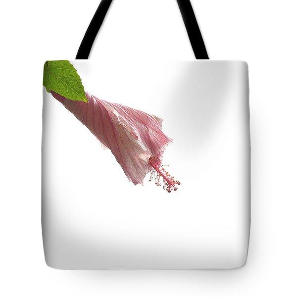 Unfurling Tote Bag