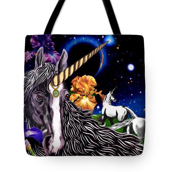 Unicorn Dream Tote Bag