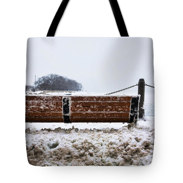 Uninviting Tote Bag by Joanna Madloch