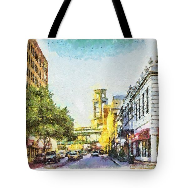 Union And 3rd Tote Bag