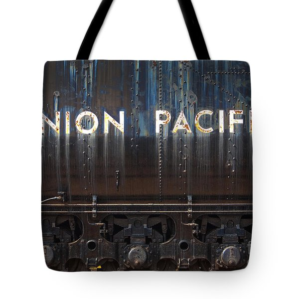 Union Pacific - Big Boy Tender Tote Bag by Paul W Faust -  Impressions of Light
