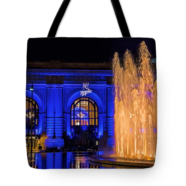 Union Station Celebrates The Royals Tote Bag
