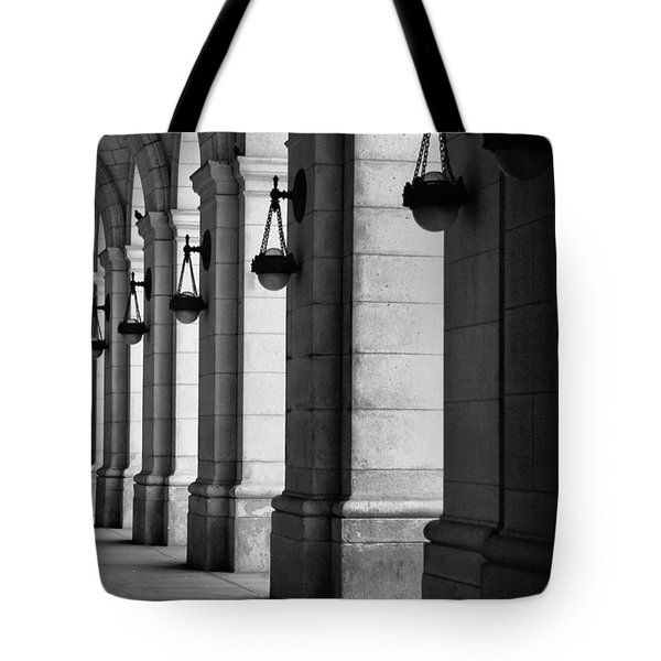 Union Station Washington Dc Tote Bag by John S