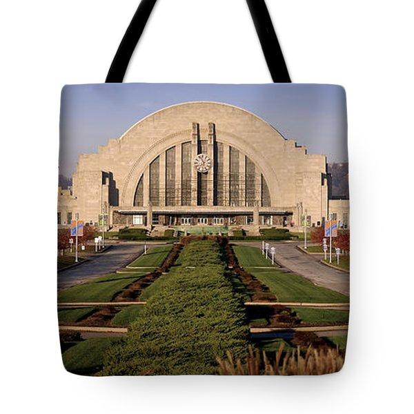 Union Terminal Tote Bag