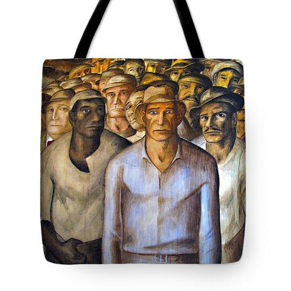 Unite Tote Bag by Joe Schofield