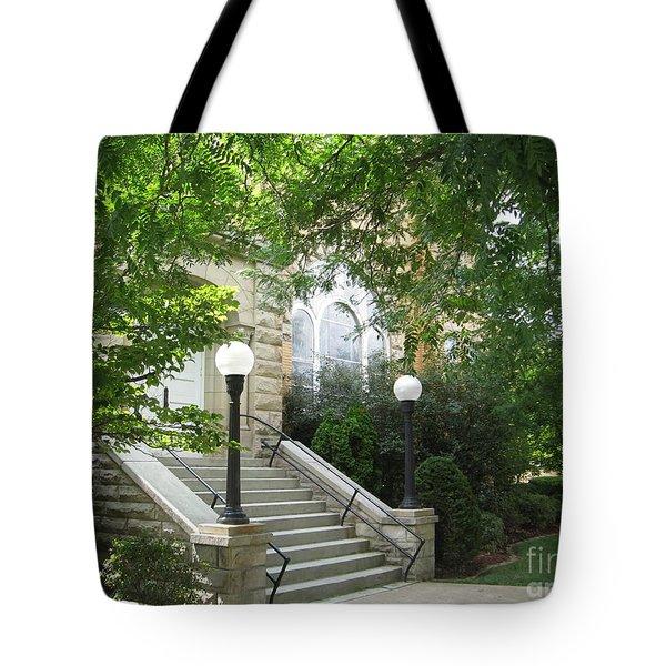 United Methodist Church  Tote Bag