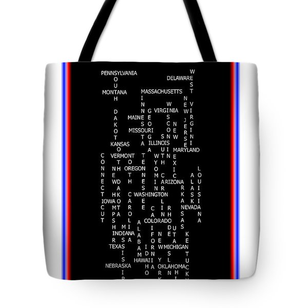 Crossword Puzzle Tote Bags Fine Art America