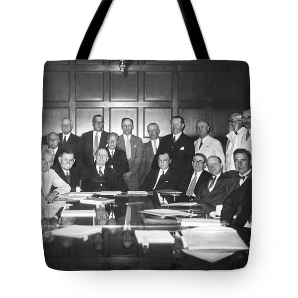 United States Industry Leaders Tote Bag