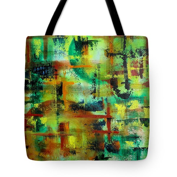 Two Sphere Tote Bag