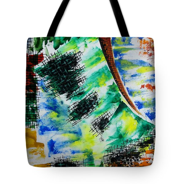 Different Mode Tote Bag