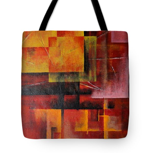 Layer Tote Bag