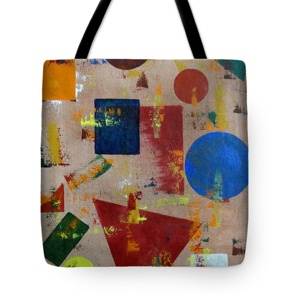 Parameter Tote Bag