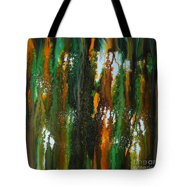 Spring Of Duars Tote Bag