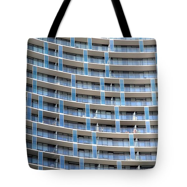Units Tote Bag by Valentino Visentini