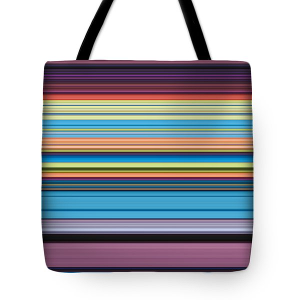 Unity Of Colour 4 Tote Bag by Tim Gainey