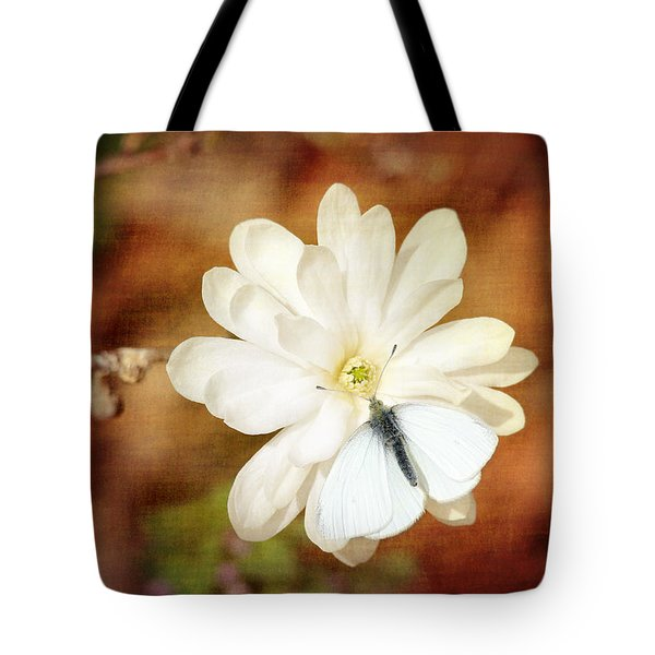 Tote Bag featuring the photograph Unity by Trina  Ansel