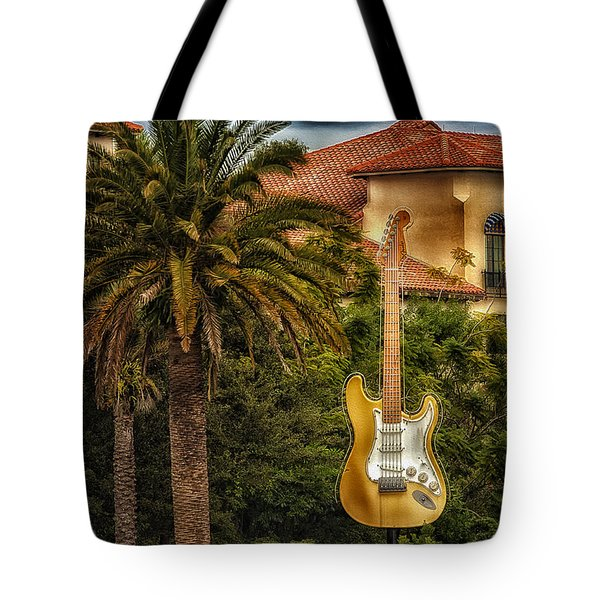 Universal Guitar Tote Bag