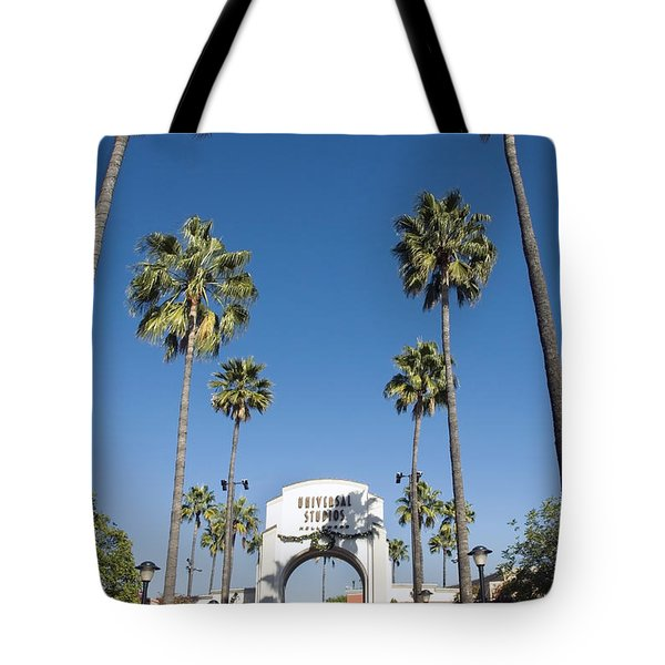Universal Studios Red Carpet Tote Bag