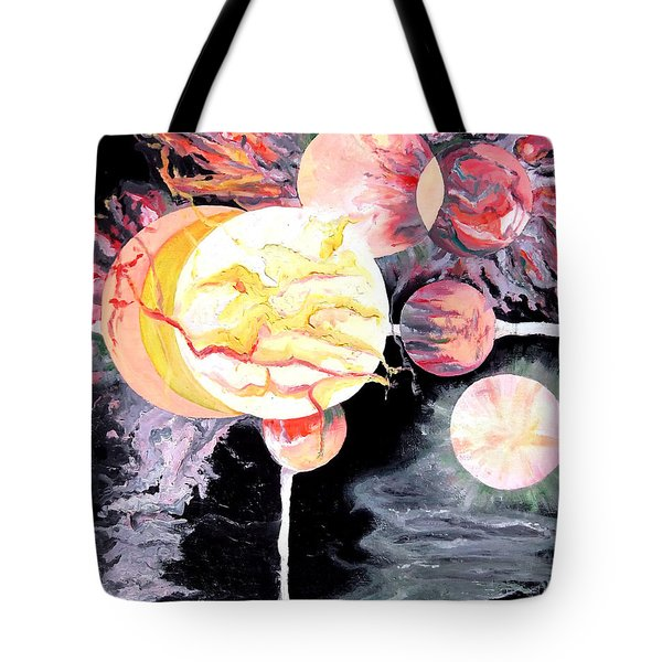 Universe Tote Bag by Daniel Janda