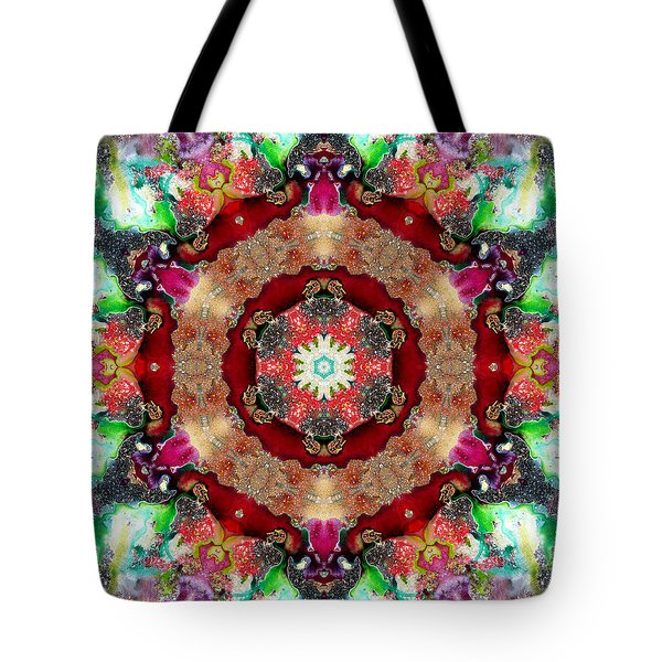 Universe Tote Bag by Lisa Lipsett