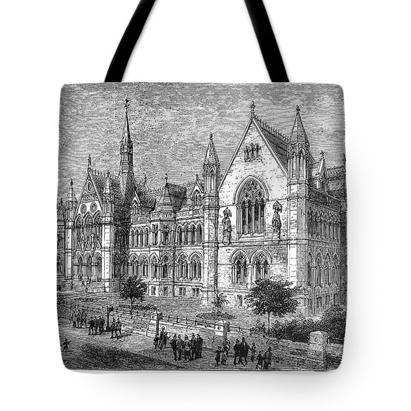 University College, 1881 Tote Bag