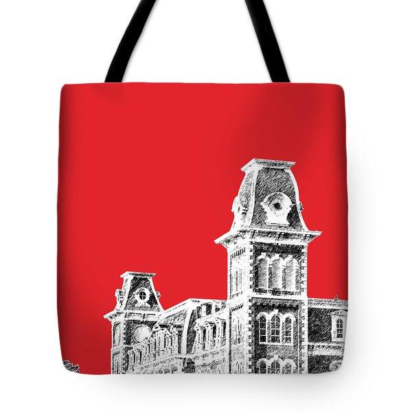 University Of Arkansas - Red Tote Bag