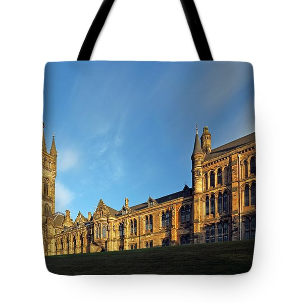 University Of Glasgow Tote Bag