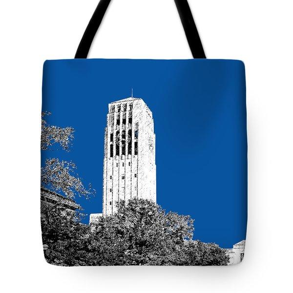 University Of Michigan - Royal Blue Tote Bag