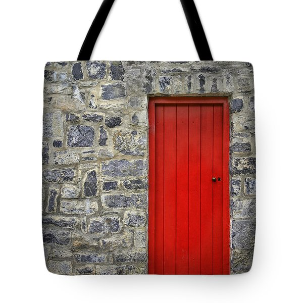 Unlock The Door Tote Bag
