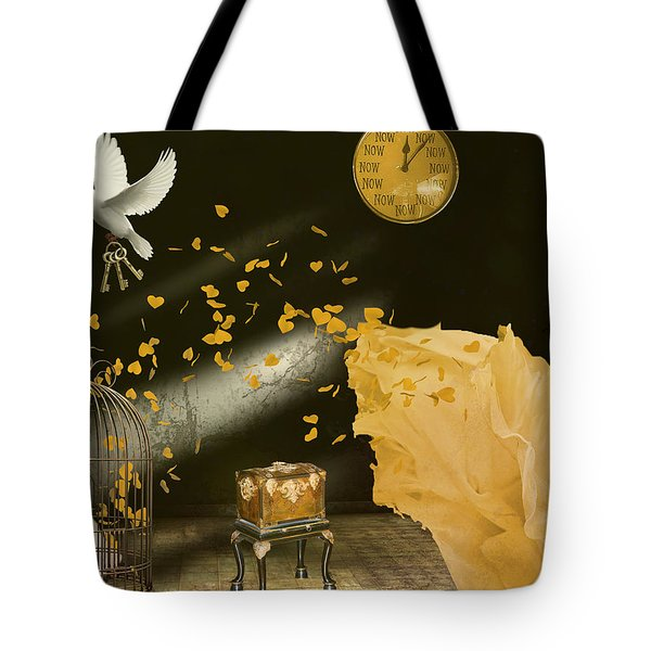 Unlock Thy Inner Self Tote Bag