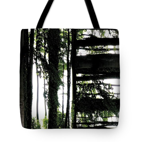 Unnatural 55 Tote Bag by Giovanni Cafagna