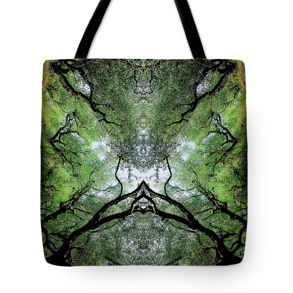 Unnatural 75 Tote Bag by Giovanni Cafagna