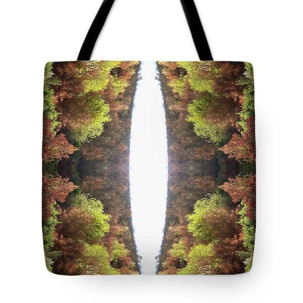 Unnatural 81 Tote Bag by Giovanni Cafagna