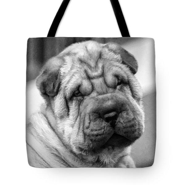 Unrefuseable Face Tote Bag