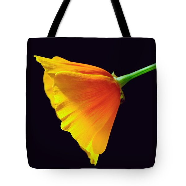 Mexican Gold Poppy Tote Bag