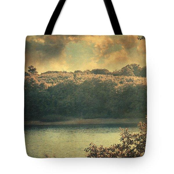 Unseen Tote Bag by Taylan Apukovska