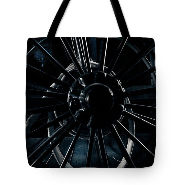 Unspoken Tote Bag by Jessica Brawley