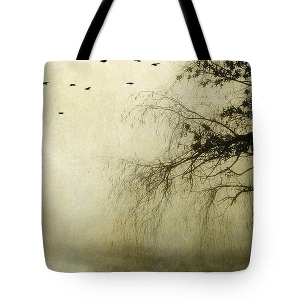 Unspoken Tote Bag